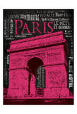 Paris Type 2 Art by Jace Grey