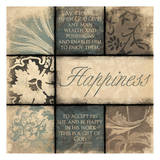 Happiness Posters by Jace Grey