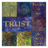 Boho Trust Print by Smith Haynes