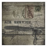 Vintage Air Service Prints by Taylor Greene