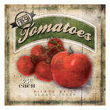 Tomatoes Poster by Jace Grey