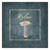 Relax Poster by Jace Grey