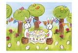 Erin Butson - Easter Egg Tea - Reprodüksiyon