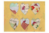 Valentine II Prints by Beverly Dyer