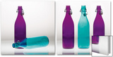 Trendy Bottles (set of 2 panels) Posters