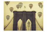 Bridge Balloons Art by Ashley Davis