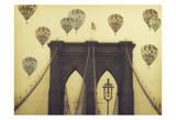 Bridge Balloons Art by Ashley Davis