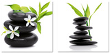 Perfect Balance (set of 2 panels) Obrazy