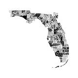 Florida Posters by Jace Grey