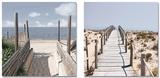 Way to paradies (set of 2 panels) - Poster