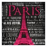 Paris Posters by Jace Grey