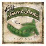 Sweet Peas Prints by Jace Grey