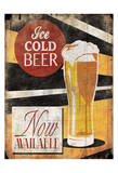 Ice Cold Beer Prints by Jace Grey