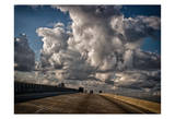 Open Highway Prints by Scott Cushing