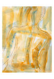 Nude 1 Print by Louise Montillio