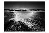 Wild Beach Print by Scott Cushing