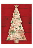 Christmas Tree Posters by Jace Grey