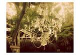 Dreamy Chandelier 1 Posters by Ashley Davis