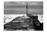 Stone Pier Prints by Noah Bay