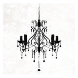 Chandelier Posters by  OnRei