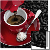 Black Cherry Espresso Plakater