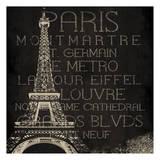 Paris Prints by Jace Grey
