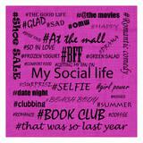 Social Life Prints by Sheldon Lewis