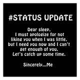 Status Update 1 Art by Sheldon Lewis