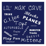Lil' Cave Posters by Sheldon Lewis