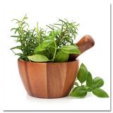 Flavoring Herbs Affiche