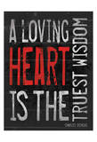 Loveing Heart Posters by Jace Grey
