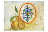 Tuscan Pears Poster by Smith Haynes