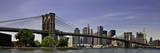 Brooklyn Bridge Span Prints by Joseph Rowland