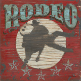 Rodeo II Prints by Aaron Christensen