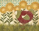 Sunny Hen II Prints by Paul Brent
