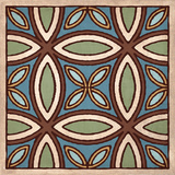 Tile Pattern III Prints by N. Harbick