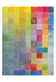 Color Blocks Prints by Beverly Dyer