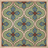 Tile Pattern I Prints by N. Harbick
