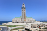 Great Mosque in Casablanca, Morocco Photo by  p.lange