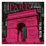 Paris Type II Prints by Jace Grey