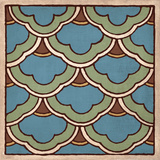 Tile Pattern II Posters by N. Harbick