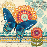 Butterfly Ballad IV Posters by Jennifer Brinley