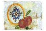 Tuscan Apples Print by Smith Haynes