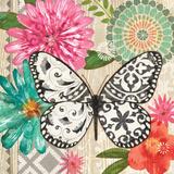 Butterfly Dream II Art by Jennifer Brinley