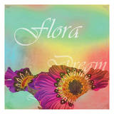 Flora Film 5 Posters by Tony Pazan