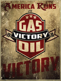 Victory Gas II Prints by Jason Giacopelli