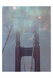 Starry San Francisco. Prints by Ashley Davis