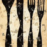 Silverware Prints by Aaron Christensen