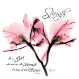 Orchid Strength Plakat af Albert Koetsier