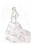Fashion Flower Dress Prints by  OnRei